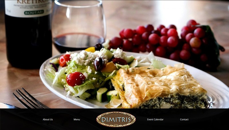 Dimitris Greek Restaurant Great Falls Montana